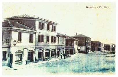 Eraclea_Via Piave SCIMMIA D'ORO